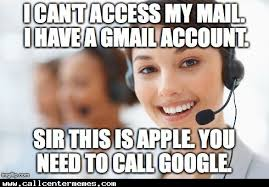 Call Center Meme - work stories apple call center edition call center memes