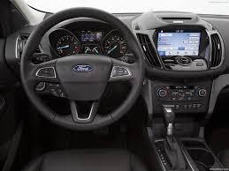 Ford Escape Interior - ford escape 2017 picture 23 of 27