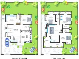 this is a 3 bedroom house plan that can fit in lot with an area
