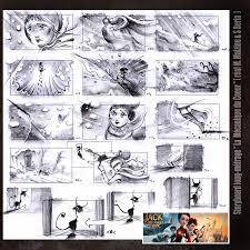 Cuckoo Clock Heart Book Storyboarder Eric Gandois Storyboard Jack And The Cuckoo