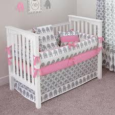 Crib Bedding Sets Girls by Custom Made Ele 5pc Crib Bedding Set Choose Your By Sofiabedding