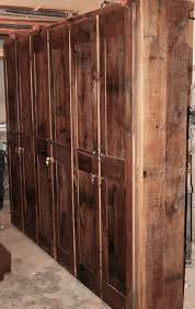 Barn Board Kitchen Cabinets by Reclaimed Barnwood Kitchen Cabinets U2014 Barn Wood Furniture Rustic