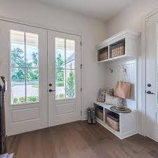 Bench By Front Door Entry Bench With Cubbies Design Ideas