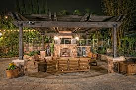 Covered Gazebos For Patios by San Diego Pavers Raised And Sunken Patio Gallery By Western Pavers
