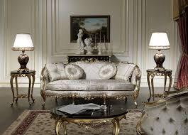 classic sofa of the venezia collection vimercati classic furniture