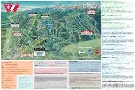 Wisconsin Atv Trail Map by Trail Map U2014summer Purgatory Resort