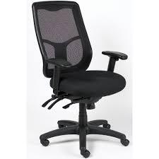 apollo high back ergonomic mesh task chair