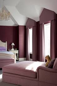 Deep Purple Bedroom Ideas