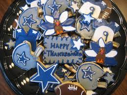 sweet suziq dallas cowboy thanksgiving cookies