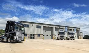 truck volvo dealer truck and bus wales and west opens shepton mallet branch