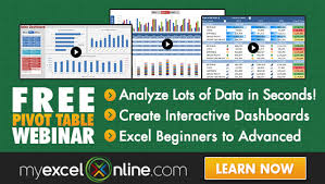 pivot tables and vlookups in excel microsoft excel pivot tables online tutorial free microsoft excel