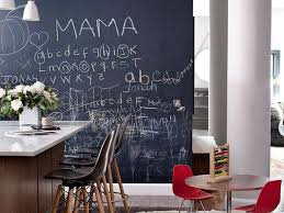 chalkboard walls fun home decor or mess curbed