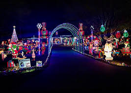 christmas light shows in michigan 14 best christmas light displays in mississippi 2016