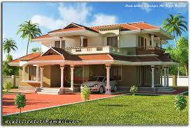 beautiful kerala style 2 storey house 2328 sq ft plan two storey