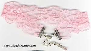 choker necklace pink images Ribbon choker necklace jpg