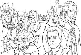 printable star wars coloring pages coloring me