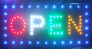shop open sign lights 2017 ultra bright led neon light animated led open signs indoor of