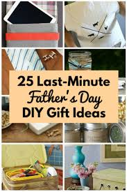 25 last minute father u0027s day diy gift ideas the budget diet