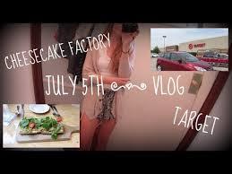 target july black friday cheesecake factory u0026 target july 5th youtube