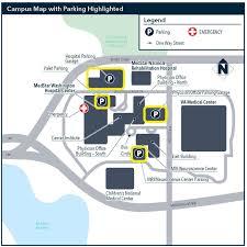 Washington State University Campus Map by Parking Information Medstar Washington Hospital Center