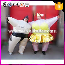 Sumo Wrestling Halloween Costumes Inflatable Wrestlers Inflatable Wrestlers Suppliers