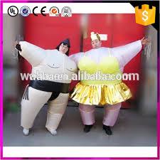 Sumo Wrestler Halloween Costume Inflatable Wrestlers Inflatable Wrestlers Suppliers