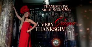 abc to air gaga thanksgiving special with tony and