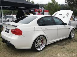 matte white bmw 328i bimmerfest 2011 event photo image gallery