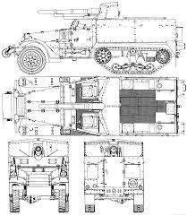 m3 half track blueprint download free blueprint for 3d modeling