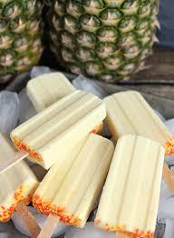 cara buat es lilin nanas resep cara membuat es krim nanas manis lembut di mulut vemale com