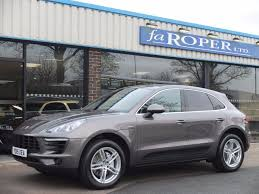 porsche macan grey used porsche macan s 3 0 diesel pdk for sale in bradford west