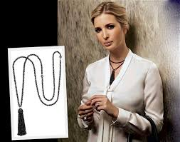 ivanka trump shares how to rock diamonds in the country kdhamptons