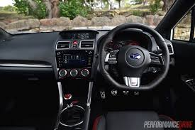 subaru impreza wrx 2017 interior 2016 mitsubishi lancer evolution vs subaru wrx sti comparison