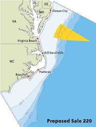 Nc Coast Map The Next Spot For Drilling Could Be The N C Coast North