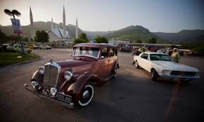 roll royce karachi drive into the past with pakistan u0027s vintage car collectors