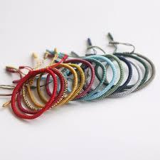 knot rope bracelet images 2017 new tibetan buddhist handmade knots lucky rope bracelet jpg