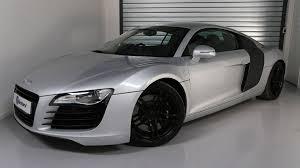 Audi R8 Silver - audi r8 sold kallenhard engineering ltd