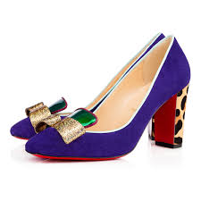 spiked christian louboutin heels