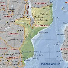 Mozambique Map Portuguese Running To Mozambique For A Good Life Sierra Leone