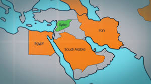 Map Of Russia And Syria by Syria Cairo Goes Towards An Independent Policy