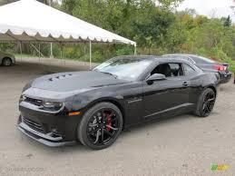 black on black camaro 2015 black chevrolet camaro ss rs coupe 97971425 photo 6