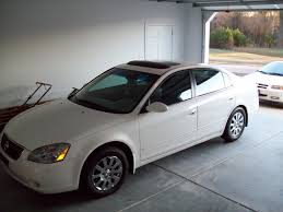 Nissan Altima White - mrpurdy2009 2005 nissan altima specs photos modification info at
