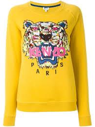 kenzo sweater discount shop kenzo u0027tiger u0027 sweatshirt women