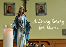 rosary for a living rosary for catholicmom celebrating catholic