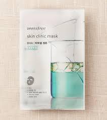What Is Bha In Skin Care Skin Care Skin Clinic Mask Bha Innisfree