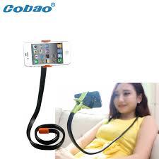 support t hone portable bureau drôle conception paresseux mobile téléphone portable smartphone