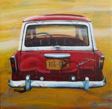 smallest cars gwendolyn vintage car paintings by gwendolyn page 5
