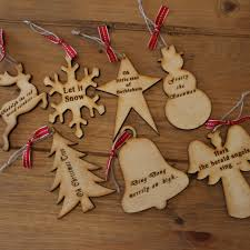 wood christmas tree ornaments christmas lights decoration