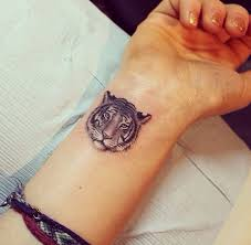 40 cute small tattoo ideas for girls tiger tattoo tattoo hand