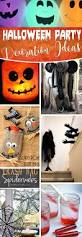 halloween party table ideas best 20 halloween party decoration ideas for 2017